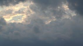 Chmury zbiory wideo