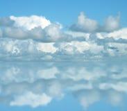 chmury Fotografia Stock
