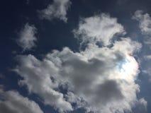 Chmury 040 Obrazy Royalty Free