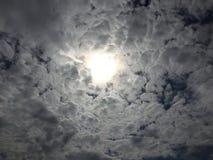 Chmury 032 Zdjęcie Stock