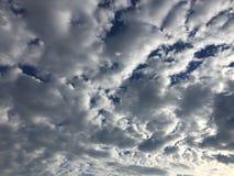 Chmury 027 Obrazy Royalty Free