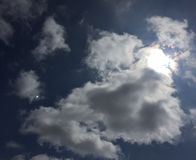 Chmury 019 Obrazy Stock