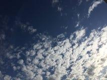 Chmury 016 Obrazy Royalty Free