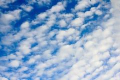 Chmury Zdjęcia Royalty Free