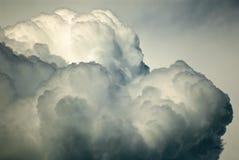 chmury burza Zdjęcia Stock