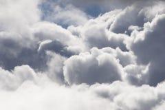 chmury burza Obrazy Stock