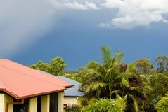 chmury burza zdjęcie royalty free