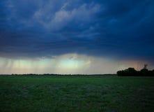 chmury burza Obraz Royalty Free
