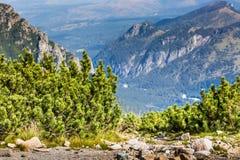 chmury caucasus kształtują obszar gór górskich shurovky ushba nieba gór Poland tatra Fotografia Stock