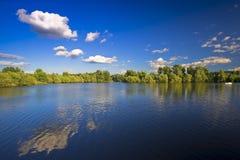 chmury dosyć Fotografia Stock