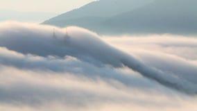 Chmury nad calvary - Sistani krajobraz zbiory