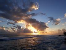 Chmury są częścią piękno Fotografia Stock
