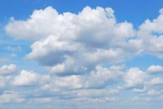 Chmury, tło, fotografia Zdjęcie Royalty Free