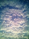 Chmury w niebie Zdjęcie Royalty Free