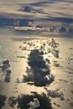 chmury woda Zdjęcia Stock