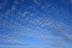 Chmurzący światła dziennego niebo Obraz Royalty Free