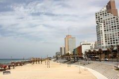 Chmurzący w Tel Aviv Obraz Stock