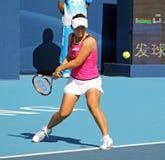chn fan gracza tenisowy xu Yi zdjęcia royalty free