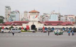 Cho Ben Thanh Royalty Free Stock Photo