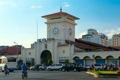 Cho Ben Thanh. Ho Chi Minh miasto Fotografia Stock