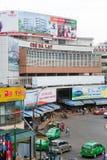 Cho Da Lat - Dalat market in Vietnam Stock Photos