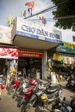 Cho Dan Sinh War Surplus Market Ho Chi Minh City Vietnam Fotos de archivo libres de regalías