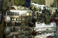 Cho Dan Sinh War Surplus Market Ho Chi Minh City Vietnam Imágenes de archivo libres de regalías
