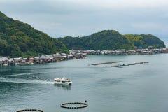 Cho de Ine en Kyoto fotografía de archivo libre de regalías