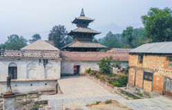 Chobar Jal Vinayak Temple Royalty-vrije Stock Afbeelding
