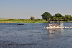 Chobe river Royalty Free Stock Photography