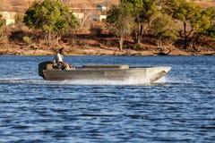 Chobe River, Botswana, Africa Stock Photos