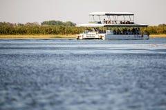Chobe River, Botswana, Africa royalty free stock photo