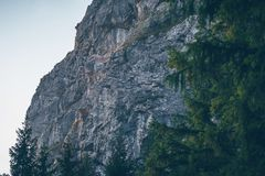 Choc berg, Slovakien royaltyfri bild