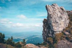 Choc berg, Slovakien royaltyfria foton