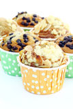 Choc Chip Muffin Stock Photos