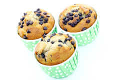 Choc Chip Muffin Stock Images