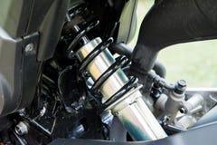 Choc de des véhicules à moteur Photo libre de droits