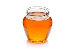 Choc de miel Photographie stock libre de droits