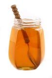 Choc de miel Photo libre de droits