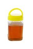 choc de miel Photographie stock