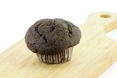 Choc muffin Royaltyfri Fotografi