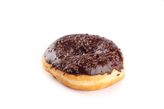 Chocholate doughnut Royalty Free Stock Images