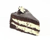 Choclolate tort Zdjęcia Stock