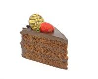 Choclolate tort Zdjęcia Royalty Free