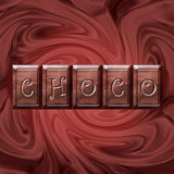 Choco Royalty Free Stock Images