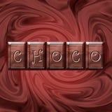 choco Στοκ εικόνες με δικαίωμα ελεύθερης χρήσης