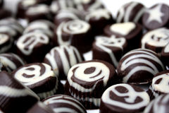 Choco Background Royalty Free Stock Photo