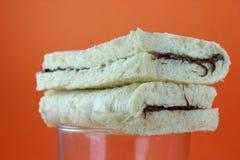 Choco Bread Stock Image