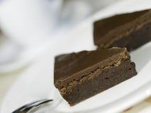 Choco brownie Royalty Free Stock Image