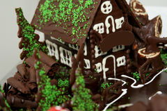 Choco House Stock Image